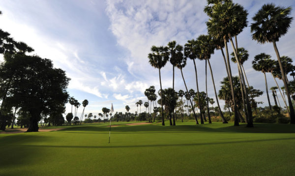 Siem Reap Golf Package