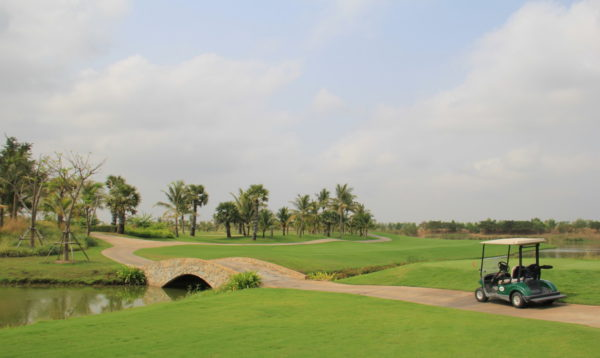 Phnom Penh Stay & Play Golf Package