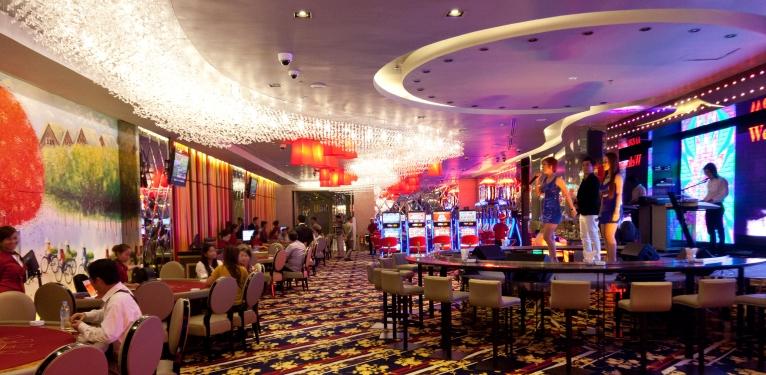Naga floating casino dealing with gambling addiction