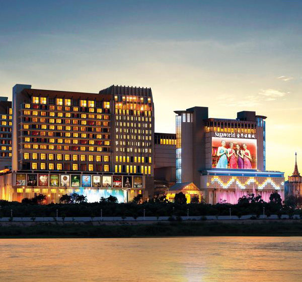 nagaworld-hotel casino & club phnom penh