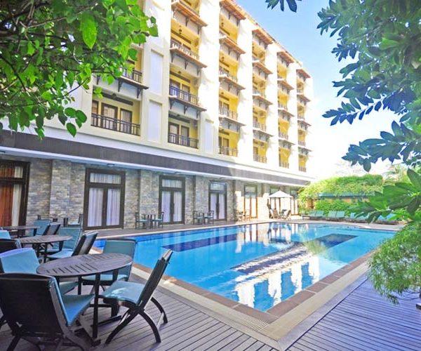 Treasure Oasis Hotel