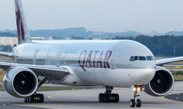Qatar Airways – Siem Reap