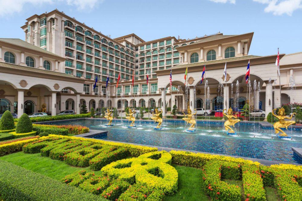 garden city hotel phnom penh cambodia - The Garden City Hotel