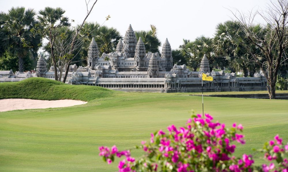 Phnom Penh's Latest Golf Course